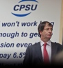 CPSU General Secretary Attempts to undermine Union Executive Committee on Croke Park